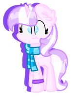 Candy Heartswirl .:Art Trade:. by GalaxyPixies45