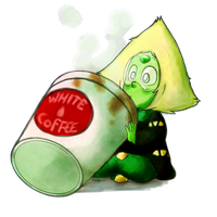 Peridot's Coffee by Vishnya-Azraq