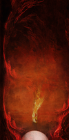 The Fervent Flame by TALONABRAXAS