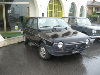 Fiat Ritmo Super 75 by Davi80