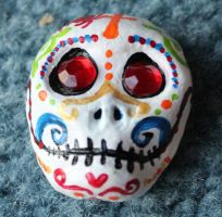 Sugar Skull 2 by angelacapel