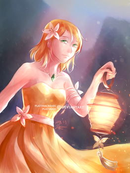 [HBD] Lilylights by PlatinaSi