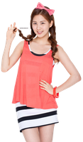 PNG : SNSD Seohyun by chazzief