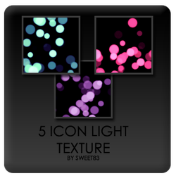 5 Light Icon texture by Sweet83