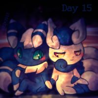 Day 15 - Favorite Psychic Type by Mikoto-Tsuki