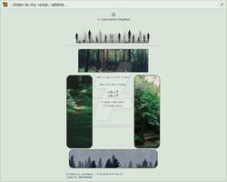 . forest non-core code f2u . by HlGHN00N
