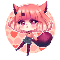 Commission: Puri-chan by CeladonGirl