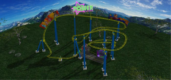 Power Coaster by HectorNY