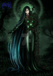 Dryad by Yagellonica