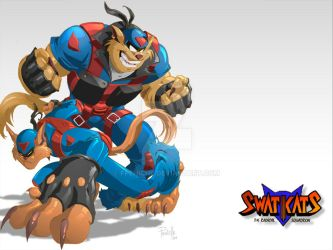 SwatKats wallpaper by Fpeniche