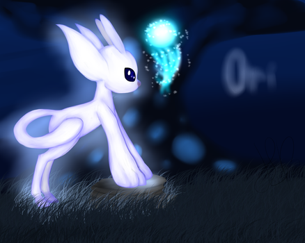 Ori and the Blind Forest by AlanaAla
