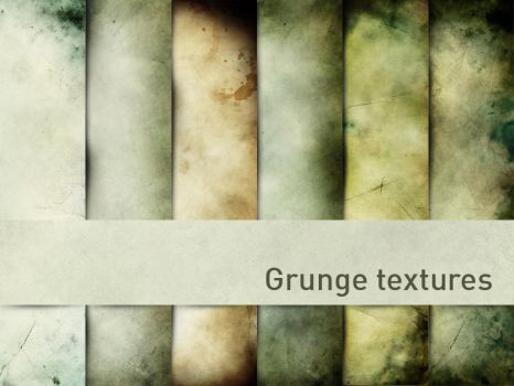 grunge textures 01 by buzillo-stock