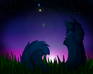 A Million Miles From Home by CelestialWolfen