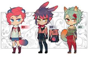 Adopts AUCTION [closed] by sugoya