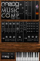 Moog Compilation Layout by HilendDesign