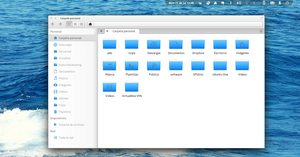 Preview: Modded Iconset for Elementary OS by rhoconlinux