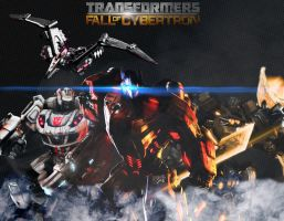 Transformers: FoC by LILR4MBO