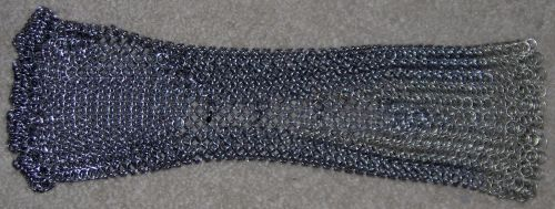Chainmaille Glove Finished by SDragon029