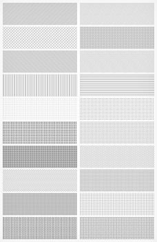 20 Repeatable Pixel Patterns by ormanclark