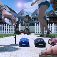 Front Yard 500 by Johnnyscribe