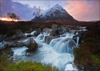 The Great Herdsman of Etive by DL-Photography