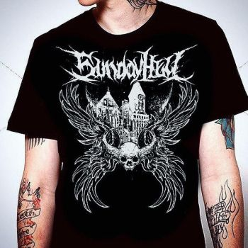 T-Shirt for Sunday Hell by Wator by Wator