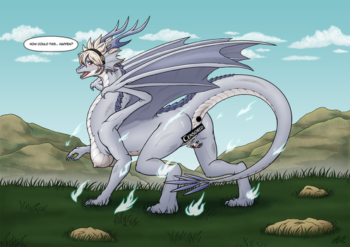 Corrin Dragon TF (4/6) by SketchyKnight