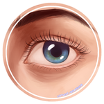 eye practice by littlest-giraffe