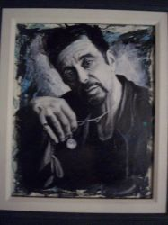 Cool Blue Pacino by TopHatPainter