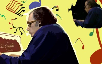 Glenn Gould, master of awesome by Super-Brot