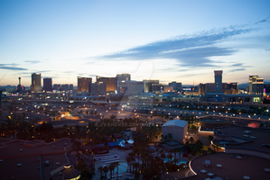 DefCon 21 - Sunrise Over Las Vegas, Stage 8 by JVanover