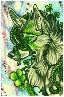 ACEO - Clover by 25Nanao16