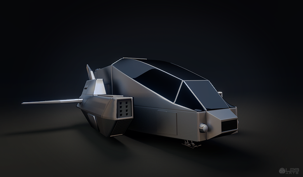 Spaceship Design by Luther2s
