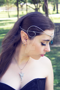 Enchanted Tiara I by CountessSadistic