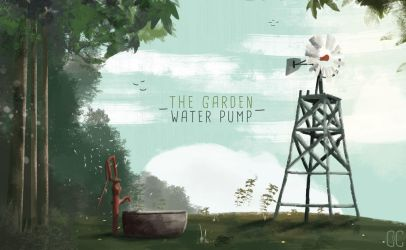 Water pump by CookiesOChocola