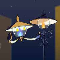 POKEDDEXY 09: Lampent by Saital