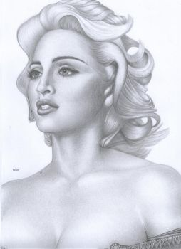 Madonna by costage