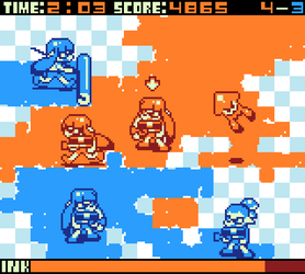 Splatoon - Only for Game Boy Color by SchAlternate