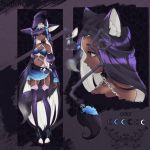 Witch (CLOSED) by milloli