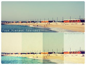 Vintage Textures by regularjane