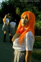 Orihime: Silent Longing by Dazedmelody