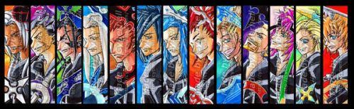 KH2 Org XIII Bookmarks by cyberhell