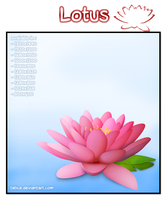 Lotus by tatice