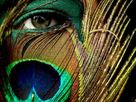 The Eye of the Peacock by DeathGoesDisco