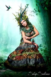 Mother Nature by Bluefiregrl