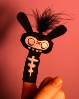 The Death Bunny by halley42