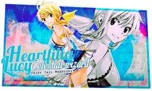Signature - Lucy Heartfilia by TifaxxLockhart