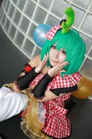 Macross Frontier - Raspberry Candy Ranka by Xeno-Photography