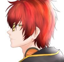 Mystic Messenger - 707 by Kaexre