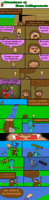 Adventures in Dwarf Fortress by troothful